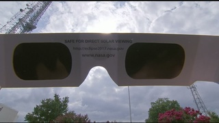 Schools taking precautions ahead of solar eclipse