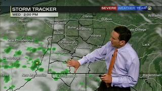 Scott Harbaugh Morning Weather Update (8/16/17)