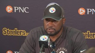 Mike Tomlin speaks at training camp for last time; talks national…