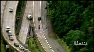 Raw Video: Flooding in McKeesport