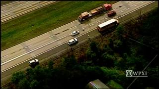RAW VIDEO: School bus accident on Route 28