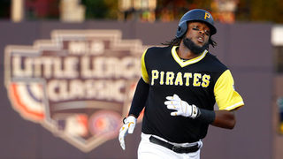 Bell powers Pirates past Cardinals 6-3 in Little League Classic