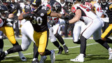 PHOTOS: Steelers top Falcons 17-13 at Heinz Field