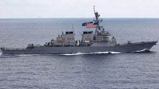 10 sailors missing after USS John McCain, merchant ship collide