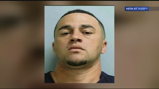 Man arrested for breaking into woman