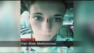 Woman claims injury from Washington County Fair