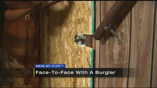Homeowner comes face-to-face with intruder, one of several break-ins in…