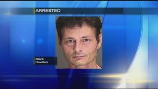 Fugitive arrested wearing stethoscope, fake ID badge