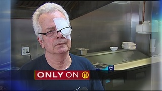 Restaurant owner attacked in his South Side business