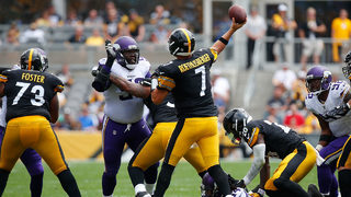 Roethlisberger worried about wins, not offensive stats