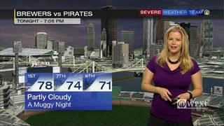 Pirates game forecast for Wednesday (9/20/17)