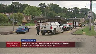 Arrest warrant issued for Brentwood bank robber