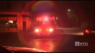 RAW: Brighton Heights shooting wounds 2 women