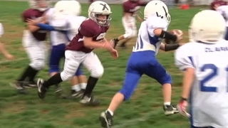 VIDEO: Youth tackle football linked to adult problems