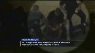FBI looking into violent Pittsburgh Police arrest