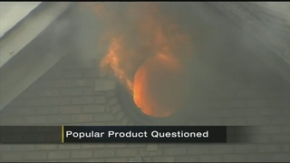 Federal regulators say flame retardants can be dangerous for your home