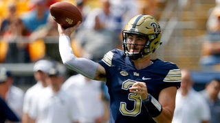 Pitt could make change to DiNucci at QB against Georgia Tech