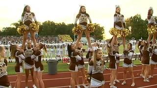 Skylights Week 4: Highlands Cheerleaders