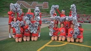 Skylights Week 4: North Hills Cheerleaders