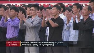 North Korea responds to Trump comments