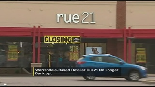 Warrendale-based company rue21 emerges from Chapter 11 bankruptcy
