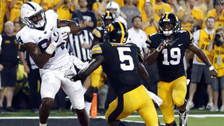 Penn State avoids upset with thrilling TD as time expires