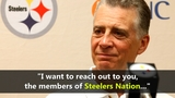 VIDEO: Art Rooney statement