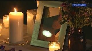 Friends, former classmates gather to remember murdered Pitt student