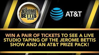 Win Bettis Show Tickets & AT&T Prize Pack