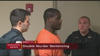 Former high school football player sentenced for double murder