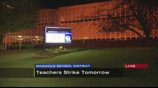 Teachers: Ringgold salaries are below average