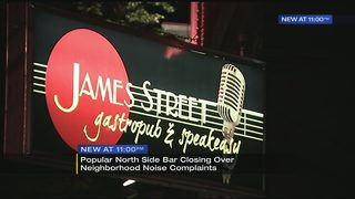 Popular North Side venue, restaurant closing after noise complaints