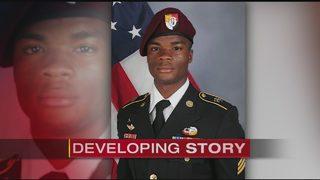 Trump denies telling fallen soldier