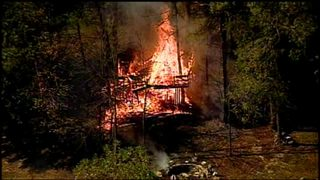 Crews battle structure fire in Beaver County