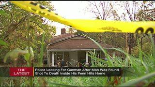 Man found shot to death inside Penn Hills home