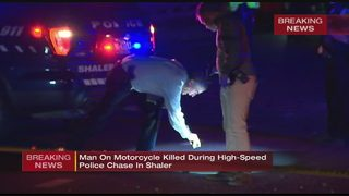 Police: Motorcyclist killed after fleeing attempted traffic stop