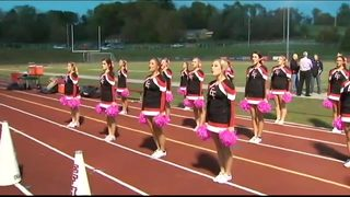 Skylights Week 8: Elizabeth Forward Cheerleaders