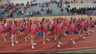 Skylights Week 8: McKeesport Cheerleaders