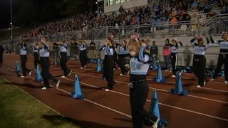 Skylights Week 8: Washington Cheerleaders