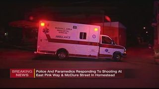 Police investigate reported shooting in Homestead