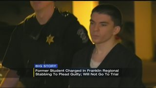 Former student charged in Franklin Regional stabbing to plead guilty
