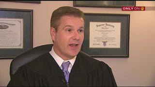 Local judge talks about how to recognize domestic violence