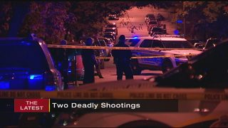Police investigating two deadly shootings in Homewood