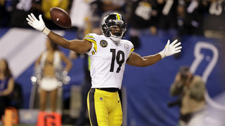 4e441f30af8 PHOTOS: Steelers edge Colts 20-17 in Indianapolis - (1/21)
