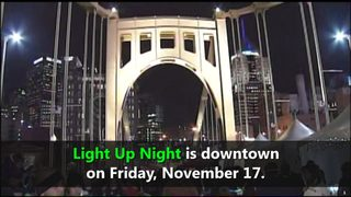 LIGHT UP NIGHT 2017: Events, entertainment, weather & road closures