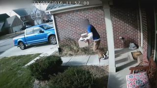 MONDAY AT 11: How to keep your holiday packages from being stolen