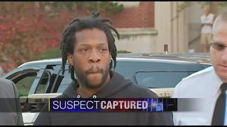 RAHMAEL HOLT: What we know about arrest of suspect in New Ken officer