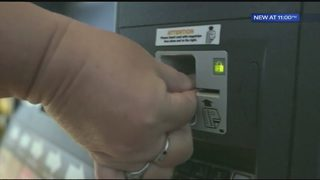 FBI issuing warning for local credit card skimmers