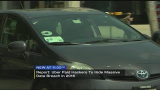 Uber paid hackers to keep the data breach quiet, reports say