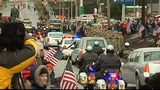 RAW: Final farewell to Officer Brian Shaw